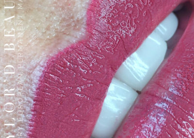 lip enhancement tattoo