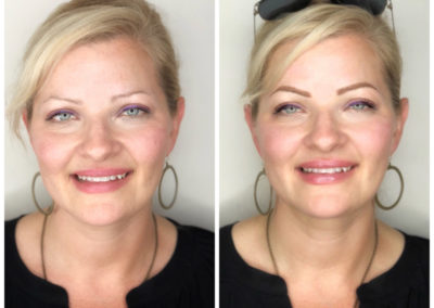 Powder Brow Transformation