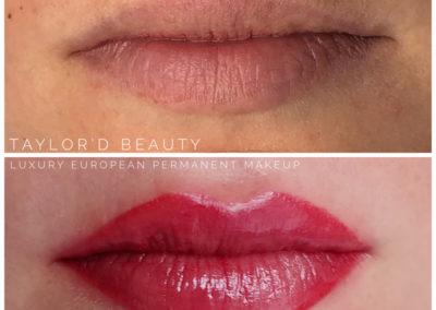 Lip Transformation 💋
